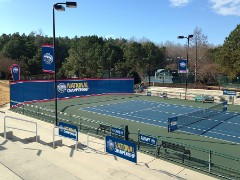 Tennis on Campus - Cary, NC - 2015